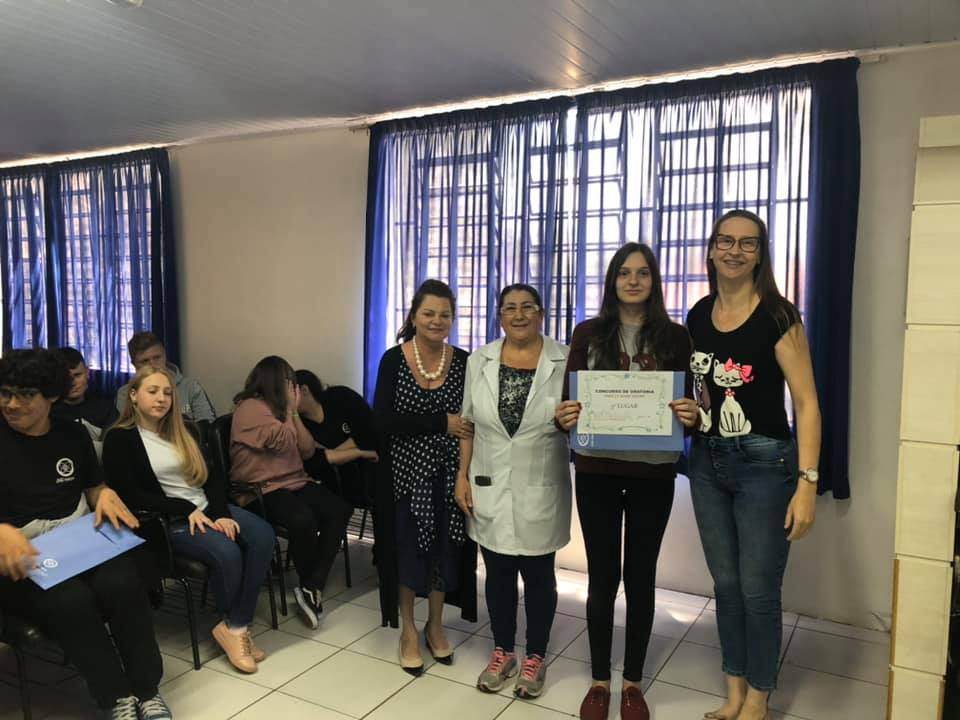 Final do Concurso de Oratória- 9ºs anos